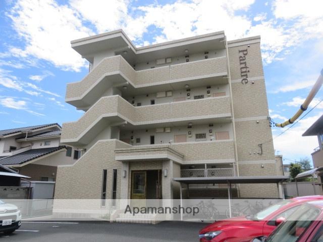 静岡県浜松市中区、浜松駅徒歩14分の築8年 4階建の賃貸マンション