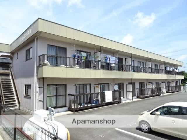 静岡県浜松市南区、浜松駅遠鉄バスバス20分渡瀬下車後徒歩5分の築24年 5階建の賃貸アパート