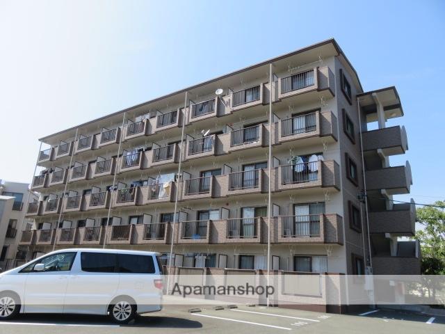 静岡県浜松市中区、浜松駅徒歩18分の築16年 5階建の賃貸マンション
