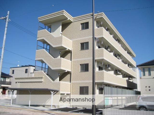 静岡県浜松市中区、浜松駅徒歩10分の築6年 4階建の賃貸マンション