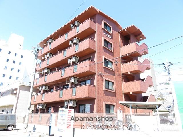 静岡県浜松市中区、浜松駅徒歩6分の築9年 5階建の賃貸マンション