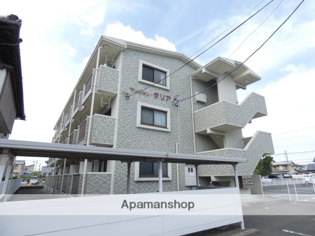 静岡県浜松市南区、天竜川駅徒歩30分の築14年 3階建の賃貸マンション