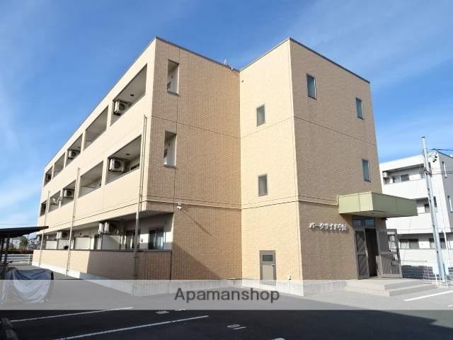 静岡県浜松市東区、浜松駅遠鉄バスバス20分中田町下車後徒歩3分の築7年 3階建の賃貸マンション