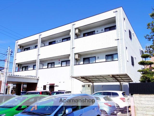 静岡県浜松市中区、浜松駅遠鉄バスバス21分泉町南下車後徒歩1分の築8年 3階建の賃貸マンション