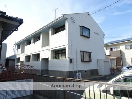 静岡県浜松市東区、天竜川駅徒歩25分の築29年 2階建の賃貸アパート