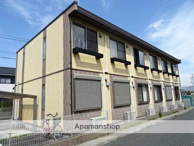 静岡県浜松市東区、天竜川駅徒歩30分の築11年 2階建の賃貸テラスハウス