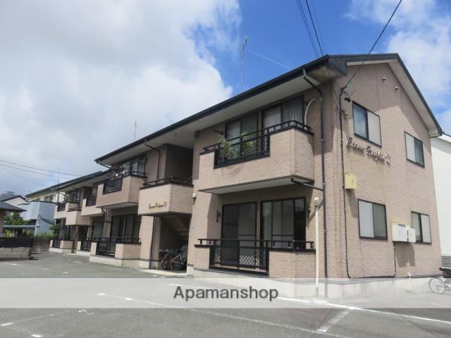 静岡県浜松市中区、浜松駅徒歩14分の築15年 2階建の賃貸アパート