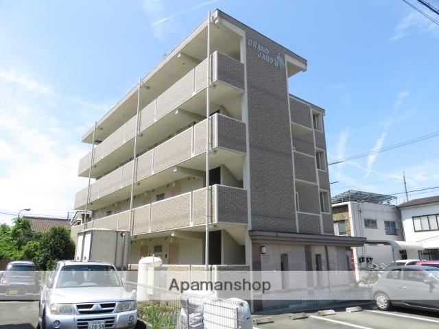 静岡県浜松市中区、浜松駅徒歩15分の築11年 4階建の賃貸マンション