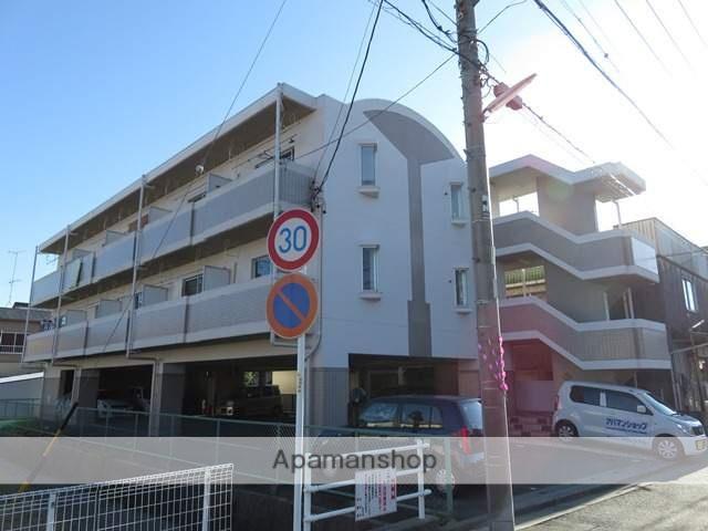 静岡県浜松市中区、浜松駅徒歩15分の築23年 3階建の賃貸マンション