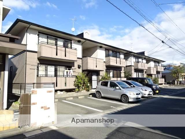 静岡県浜松市南区、天竜川駅徒歩36分の築22年 2階建の賃貸アパート