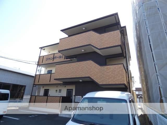 静岡県浜松市東区、天竜川駅徒歩15分の築14年 3階建の賃貸マンション