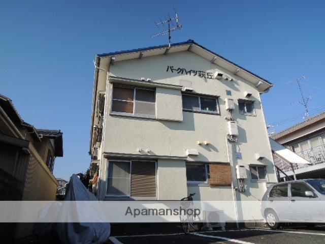 静岡県浜松市中区、浜松駅バス22分豊隆団地下車後徒歩3分の築36年 2階建の賃貸アパート