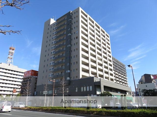 静岡県浜松市中区、浜松駅徒歩7分の築16年 14階建の賃貸マンション