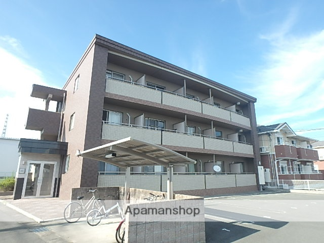 静岡県磐田市の築9年 3階建の賃貸マンション