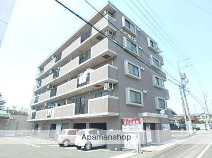 静岡県磐田市、磐田駅徒歩18分の築16年 5階建の賃貸マンション