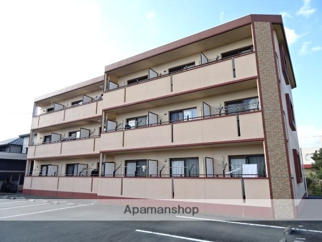 静岡県浜松市浜北区、岩水寺駅徒歩17分の築7年 3階建の賃貸マンション