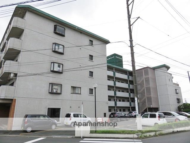 静岡県浜松市中区、浜松駅徒歩10分の築35年 5階建の賃貸マンション