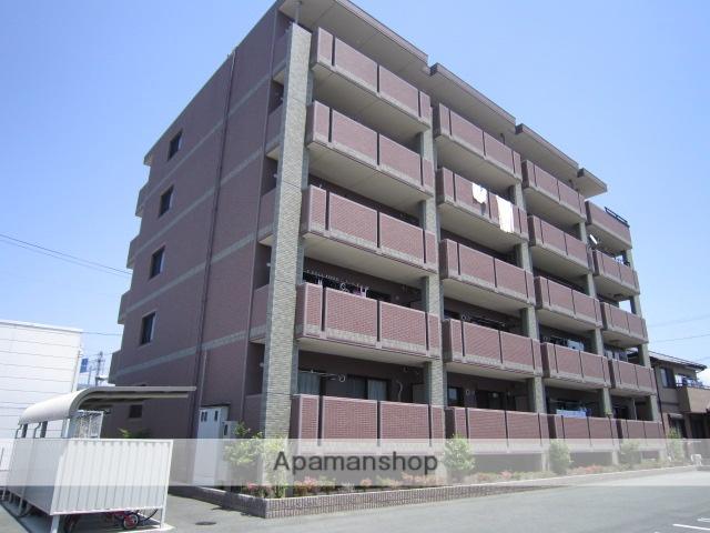 静岡県浜松市東区、天竜川駅徒歩29分の築10年 5階建の賃貸マンション