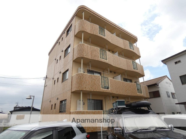 静岡県浜松市浜北区、岩水寺駅徒歩9分の築9年 4階建の賃貸マンション
