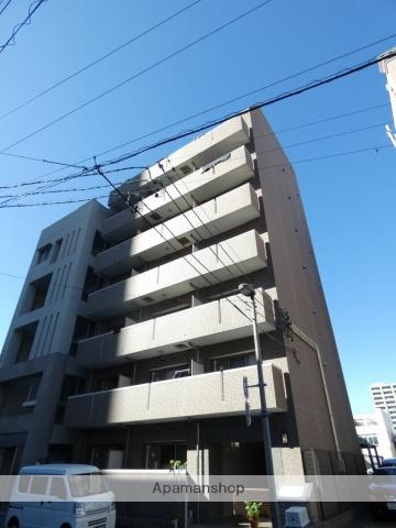 静岡県浜松市中区、浜松駅徒歩5分の築9年 8階建の賃貸マンション
