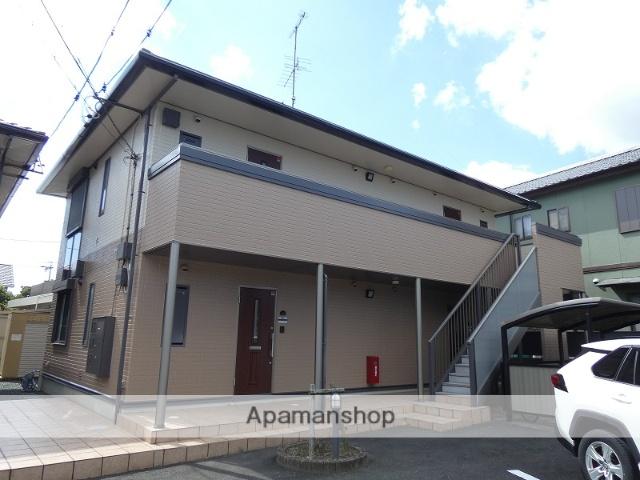 静岡県浜松市浜北区、積志駅徒歩17分の築12年 2階建の賃貸アパート