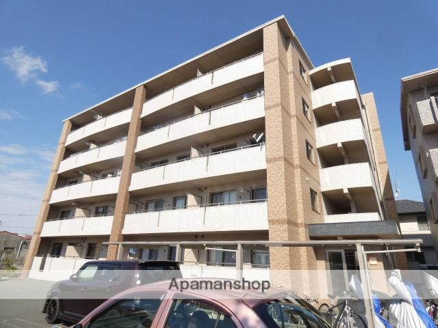 静岡県浜松市東区、浜松駅バス25分五軒家下車後徒歩1分の築6年 5階建の賃貸マンション