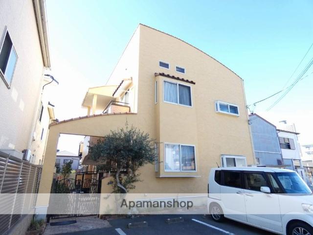 静岡県浜松市中区、浜松駅徒歩11分の築9年 2階建の賃貸アパート