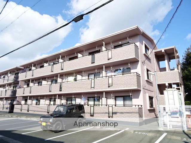 静岡県浜松市南区、天竜川駅徒歩10分の築15年 3階建の賃貸マンション