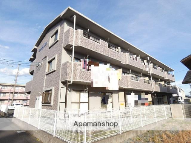 静岡県浜松市浜北区、浜北駅徒歩18分の築15年 3階建の賃貸マンション
