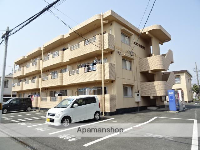 静岡県浜松市浜北区、遠州小松駅徒歩11分の築26年 3階建の賃貸マンション