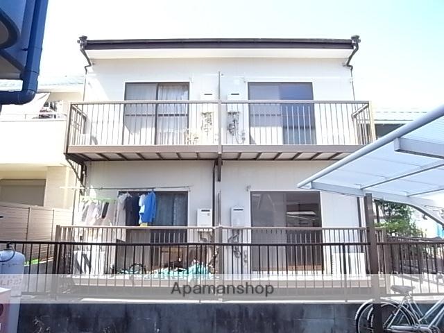 静岡県浜松市中区、浜松駅徒歩13分の築32年 2階建の賃貸アパート