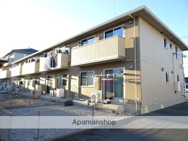 静岡県浜松市東区、天竜川駅徒歩5分の築5年 2階建の賃貸アパート