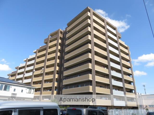 静岡県浜松市中区、浜松駅バス16分領家郵便局下車後徒歩1分の築9年 11階建の賃貸マンション