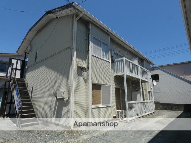 静岡県浜松市中区、浜松駅バス18分泉町南下車後徒歩6分の築28年 2階建の賃貸アパート