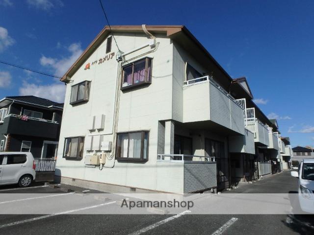 静岡県磐田市の築23年 2階建の賃貸アパート