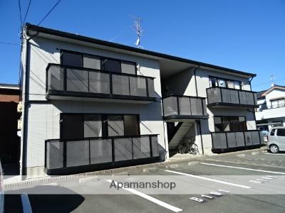 静岡県浜松市中区、浜松駅バス30分追分上下車後徒歩6分の築17年 2階建の賃貸アパート