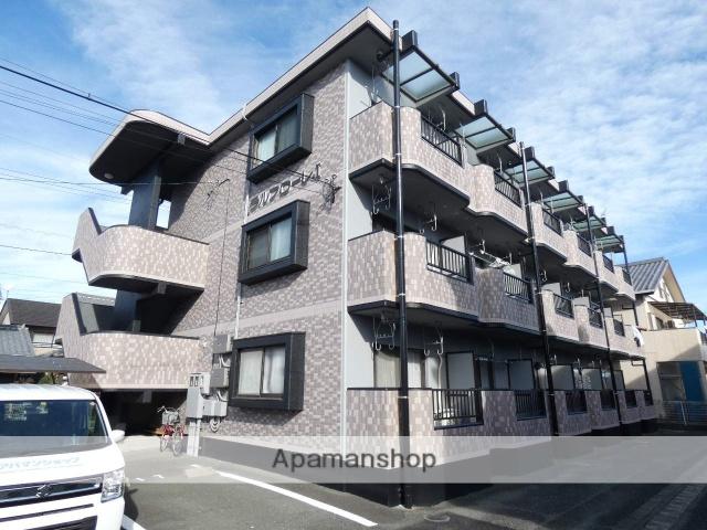 静岡県浜松市中区、浜松駅遠鉄バスバス12分高林南下車後徒歩3分の築20年 3階建の賃貸マンション