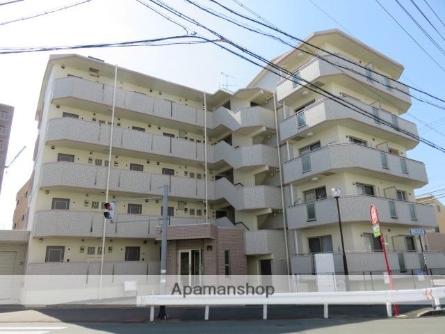 静岡県浜松市中区、浜松駅徒歩20分の築7年 5階建の賃貸マンション