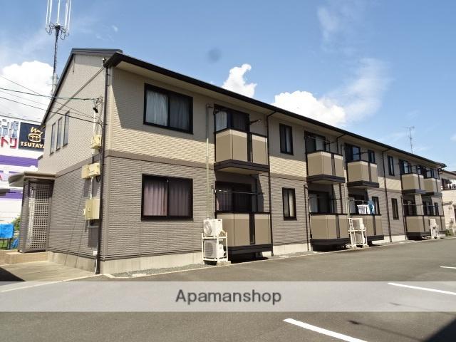静岡県浜松市東区、天竜川駅徒歩27分の築15年 2階建の賃貸アパート