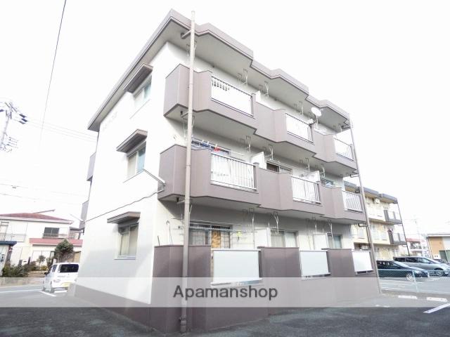静岡県浜松市南区、天竜川駅徒歩32分の築28年 3階建の賃貸マンション