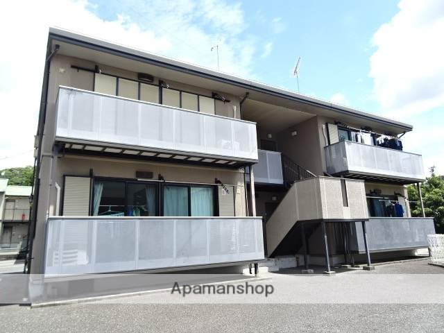 静岡県浜松市天竜区、天竜二俣駅徒歩32分の築12年 2階建の賃貸アパート