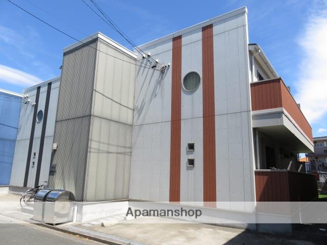 静岡県浜松市中区、浜松駅徒歩18分の築8年 2階建の賃貸アパート