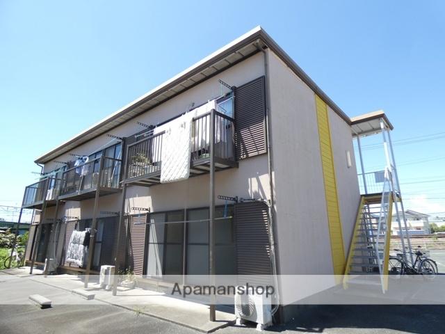 静岡県浜松市南区、天竜川駅徒歩3分の築31年 2階建の賃貸アパート