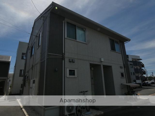 静岡県浜松市中区、浜松駅遠鉄ババス18分和合町下車後徒歩2分の築3年 2階建の賃貸テラスハウス
