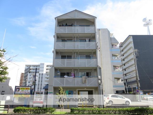 静岡県浜松市中区、浜松駅徒歩14分の築27年 5階建の賃貸マンション