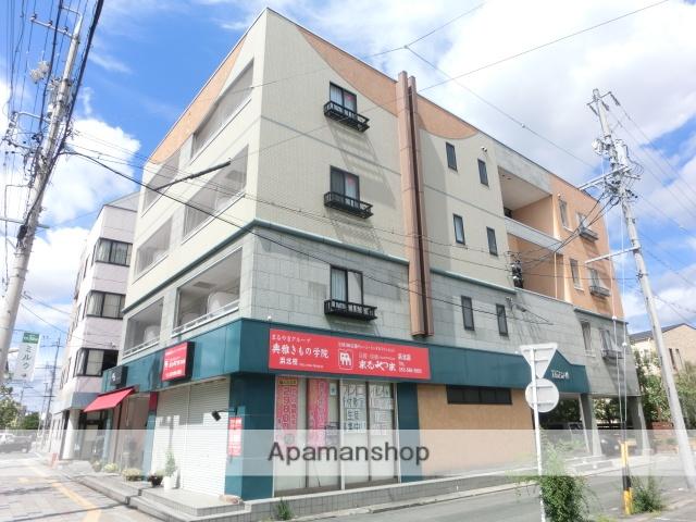 静岡県浜松市浜北区、遠州小松駅徒歩15分の築19年 4階建の賃貸マンション