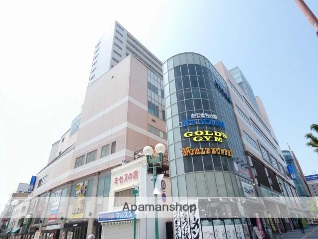 静岡県浜松市中区、浜松駅徒歩5分の築14年 15階建の賃貸マンション