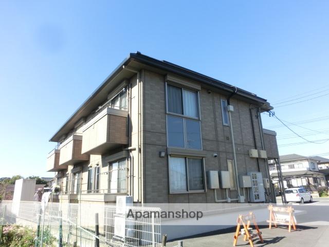 静岡県浜松市南区、浜松駅徒歩23分の築10年 2階建の賃貸アパート