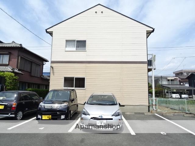 静岡県浜松市南区、浜松駅徒歩35分の築26年 2階建の賃貸アパート