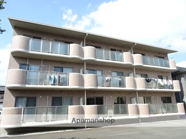 静岡県浜松市東区、天竜川駅徒歩17分の築11年 3階建の賃貸マンション